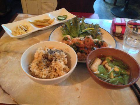 Nagi Shokudo Vegan Restaurant
