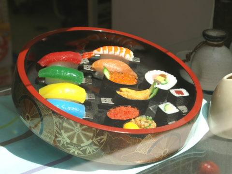 Sushi USB sticks