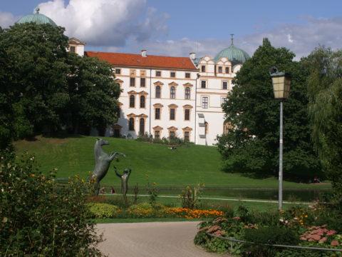 Celle Castle + Park
