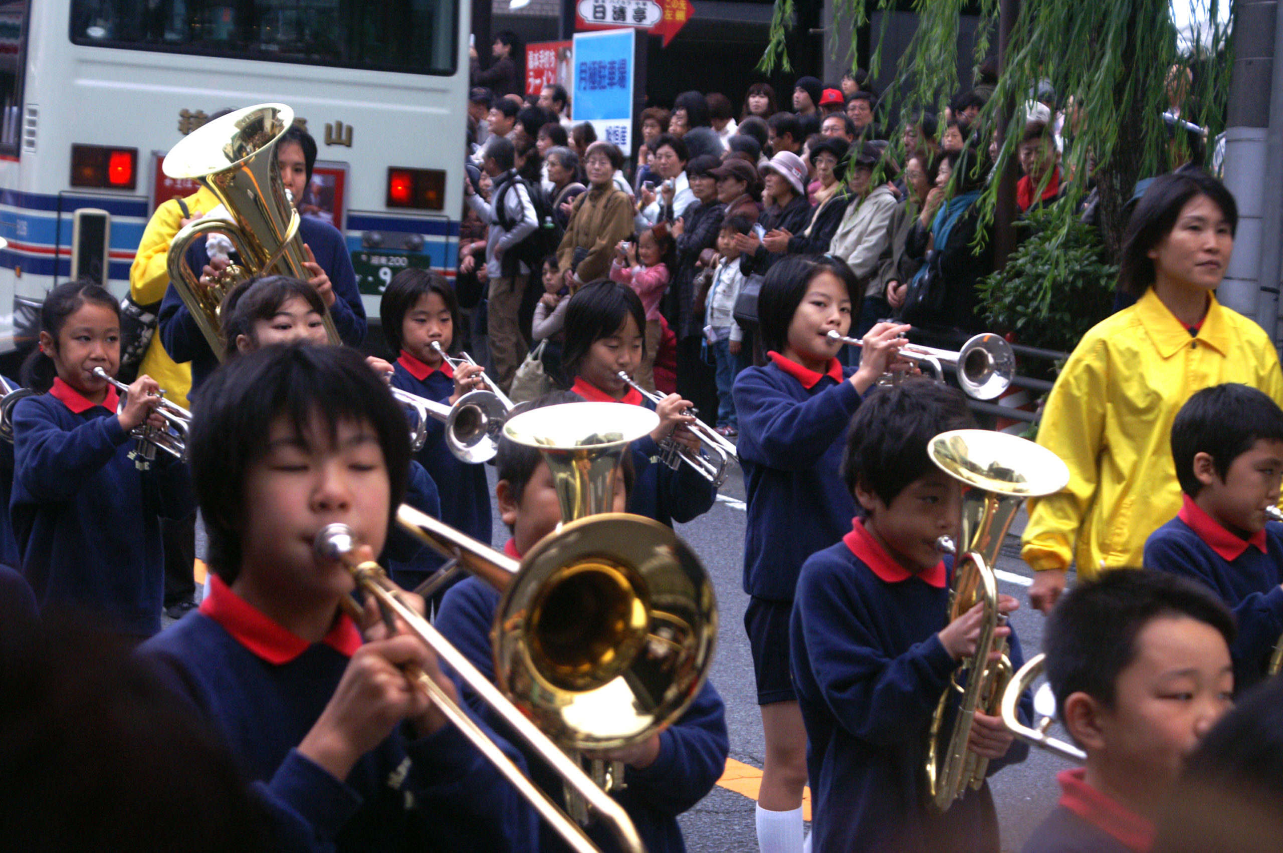 Youth brass band
