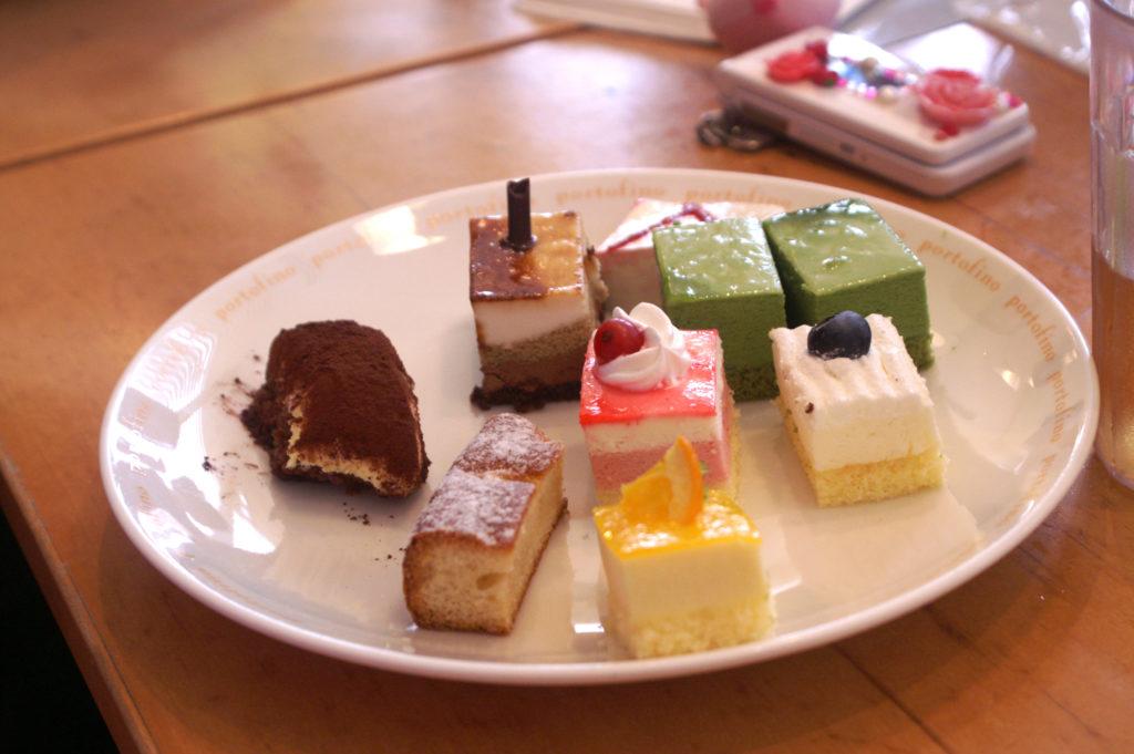 Little desserts
