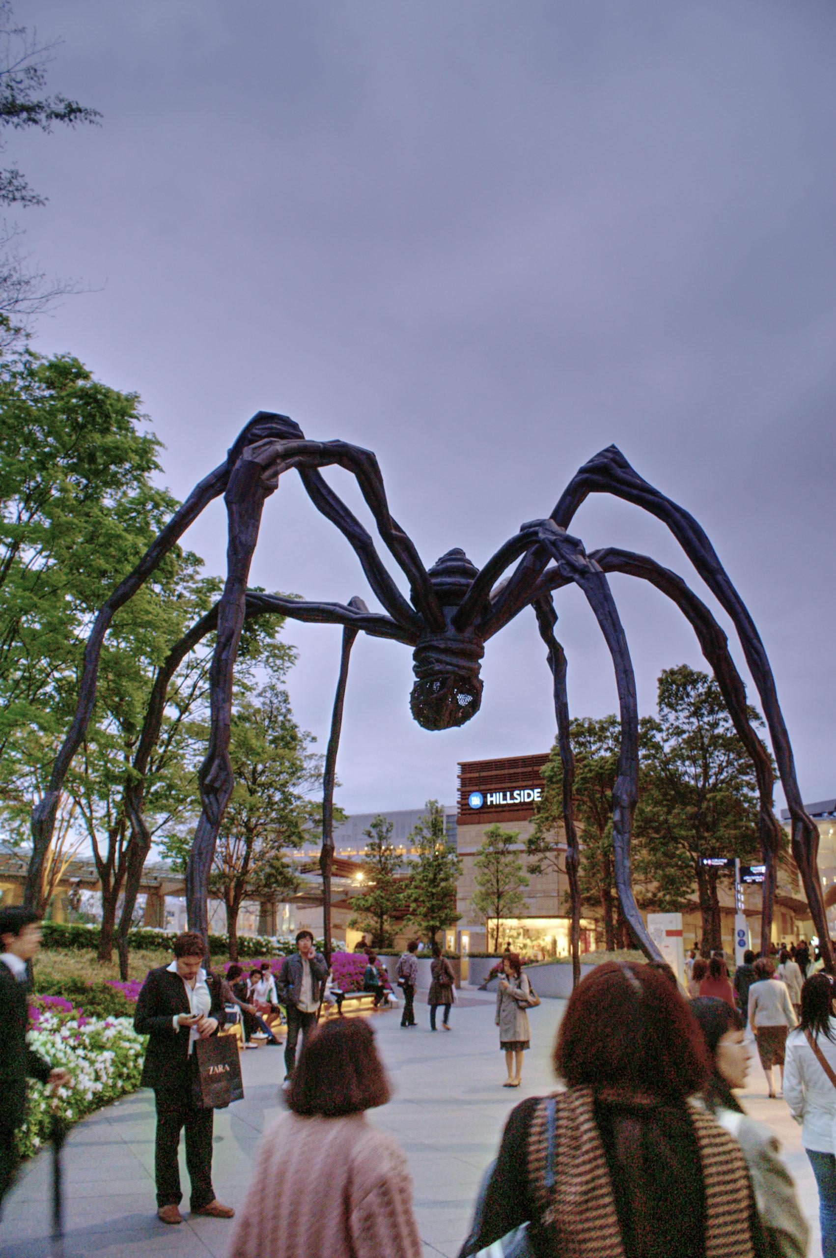 Spider in Roppongi
