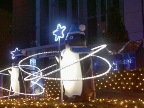 Shinjuku Southern Lights Penguins