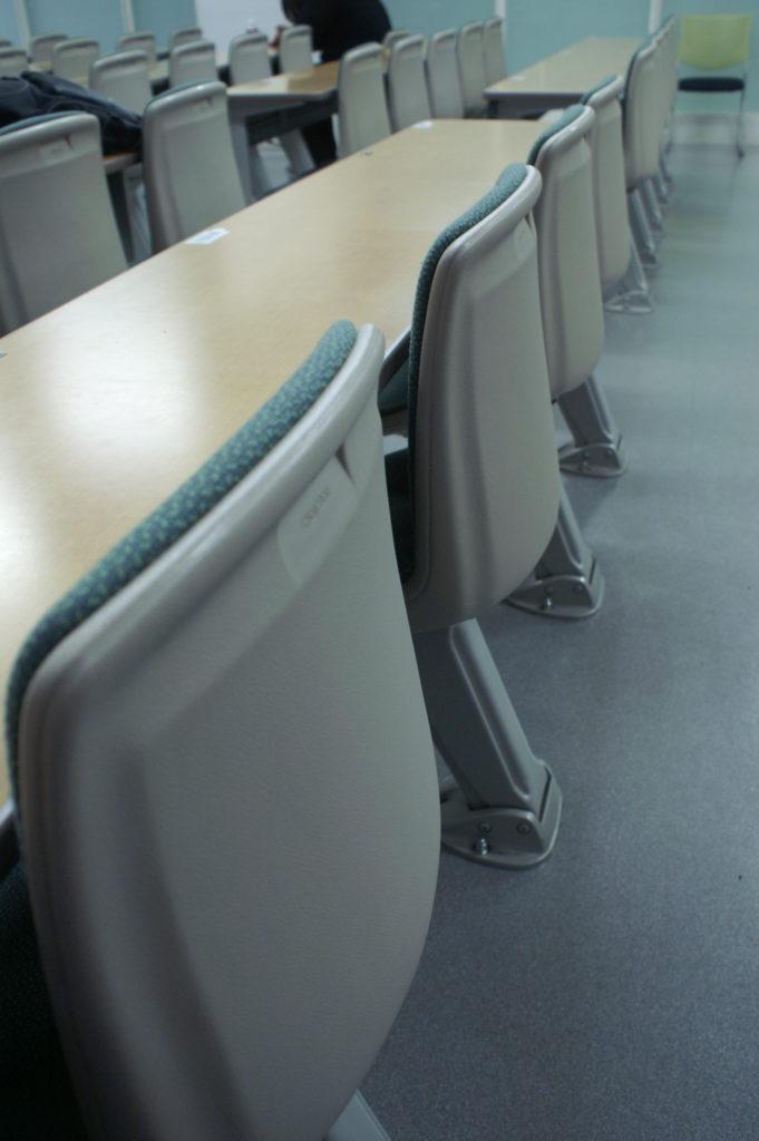 Todai seats