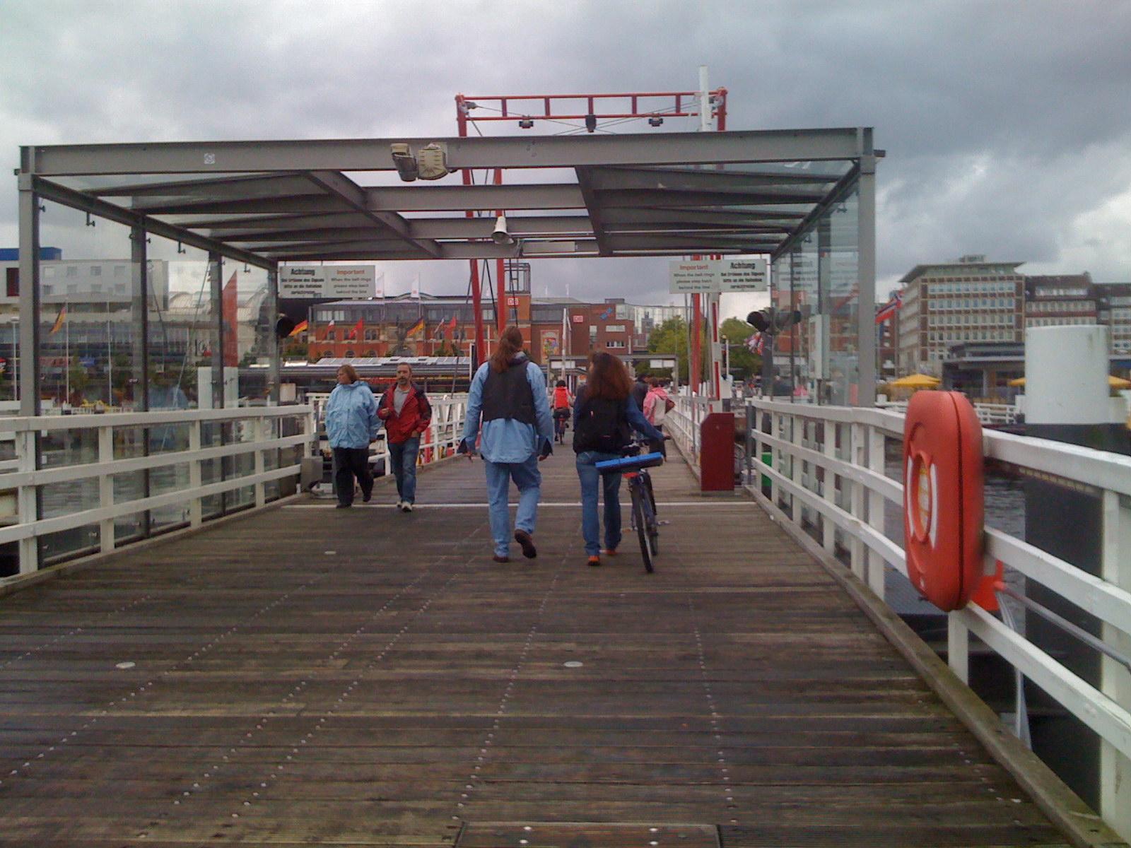 Kiel bridge